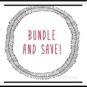 Other - Bundle for Discounted Offer!